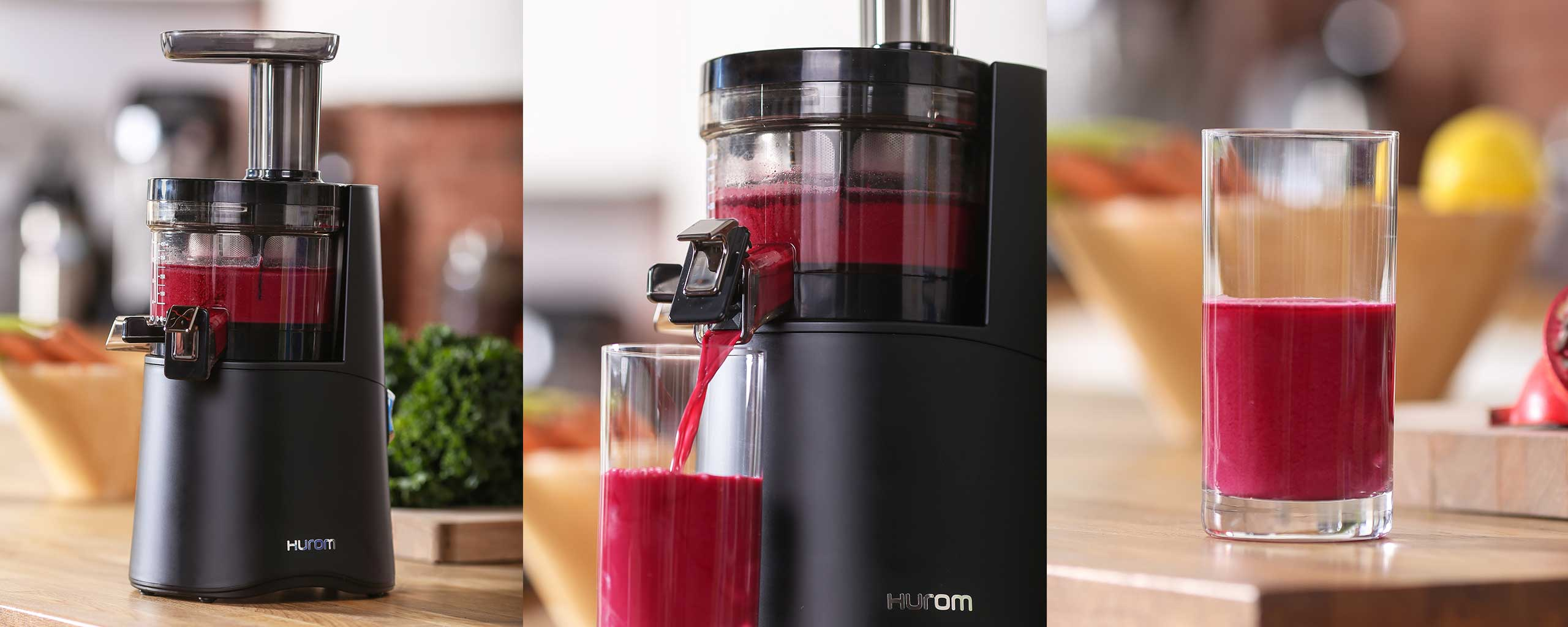 Hurom h aa one of the best masticating juicer may 2018 juicer hurom h aa slow juicer ccuart Choice Image