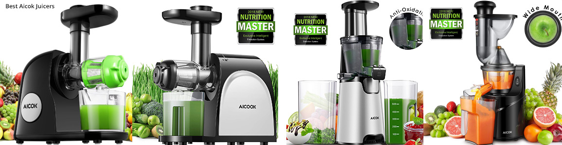 6 Aicok Slow Masticating Juicer Review: Should you buy this