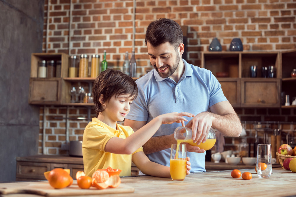 juicing-for-kids
