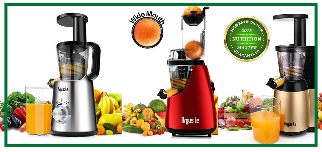 Argus-Le-Slow-Masticating-Juicers
