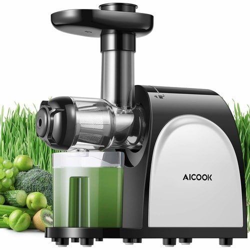 Aicok Juice Extractor Cold Press Juicer