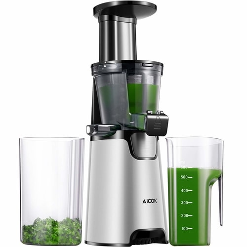 Aicok Vertical Slow Juicer