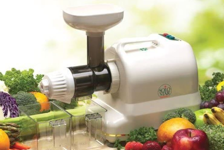 Tribest SoloStar II Juicer Reviews